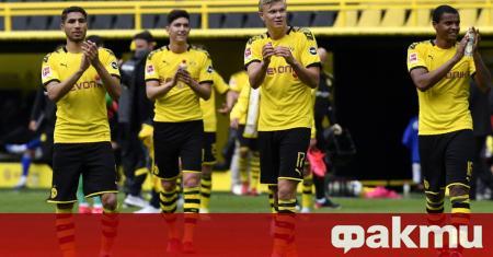 Борусия Дортмунд записа нов ценен успех след възобновяването на Бундеслигата.