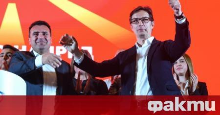 Държавният глава на Северна Македония връчи на Зоран Заев мандат