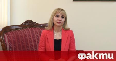 Омбудсманът Диана Ковачева изпрати информация до председателя на парламента Цвета