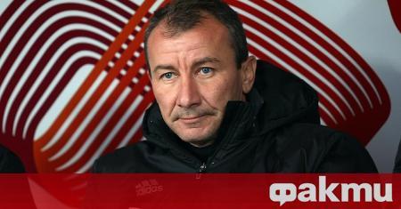 Старши треньорът на ЦСКА - Стамен Белчев, коментира равенството на
