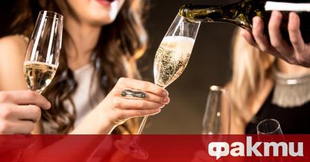 Според експерти пенливото вино, и по-специално шампанското, има ценни свойства.