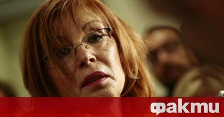 Бившият съдия от Софийски градски съд Румяна Ченалова остро разкритикува