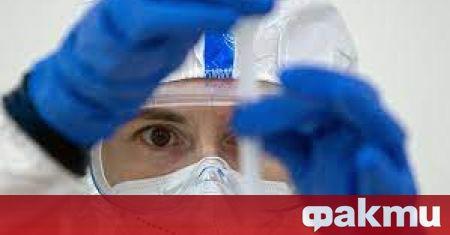 Вчера бяха регистрирани 1 835 нoви случая на коронавирус от