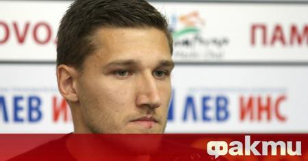 Бившият голмайстор на ЦСКА Преслав Йорданов ще бележи за Пирин