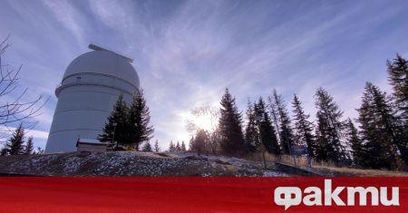"""Предвид мерките срещу разпространението на коронавируса, посещенията в обсерваторията """"Рожен"""""""