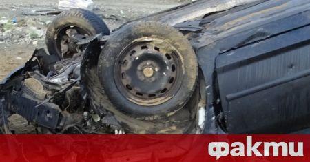 35-годишен мъж е загинал при пътна катастрофа между хасковските села