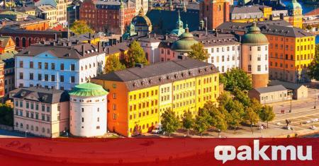 Пандемията от коронавирус в Швеция ще се отрази по-късно на