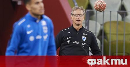 Селекционерът на финландския национален тим Марку Канерва посочи Тодор Неделев