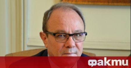 Акад. Юлиан Ревалски е избран за председател на Българската академия