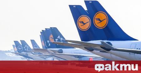 Спасителният план, по който преговаря Lufthansa с германското правителство, ще