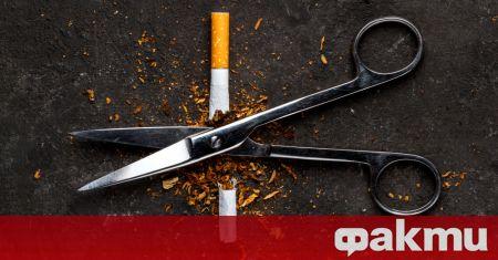Заслужавате поздравления, ако сте се отказали от пушенето или дори
