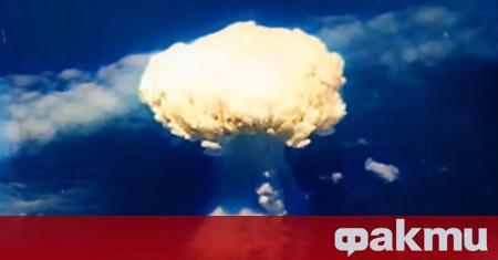 Холандски ентусиаст реставрира документален филм за бомбардировките на Хирошима и