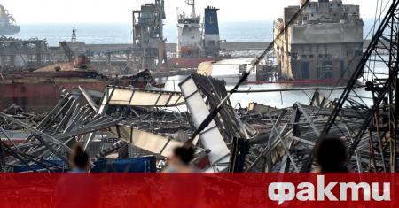Взривът на пристанището в Бейрут доведе до много човешки жертви,