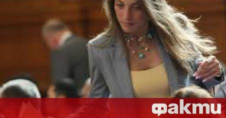 Снимка: Боряна Георгиева: Искаме образователен ценз при гласуване