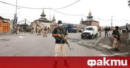 Най-малко трима души са загинали в индийския град Бангалор, след