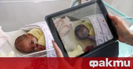 """Родителите на 5-месечно бебе в Бразилия наричат оздравяването му """"чудо""""."""