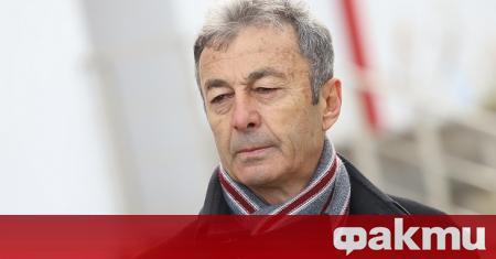 Изпълнителният директор на ЦСКА - Пламен Марков заяви, че ''армейците''