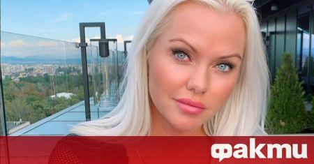 Исландската красавица Асдис Ран най-накрая взе българско гражданство. Затова се