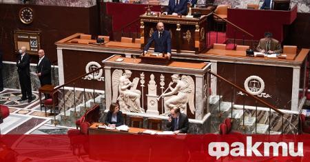 Френският премиер Едуар Филип заяви днес в парламента, че карантината