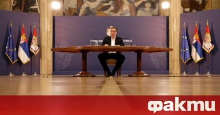 Парламентът в Сърбия прокара предложение за закон за министерствата, съобщи