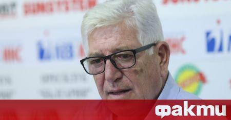 Легендарният вратар на ЦСКА - Георги Велинов, говори след загубата