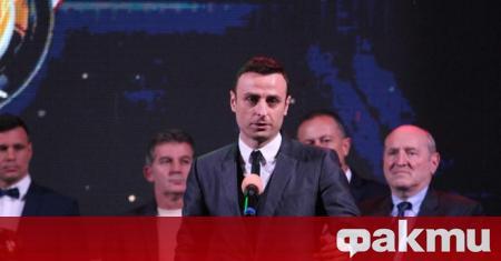 Бившият нападател Димитър Бербатов ще влезе в битка за БФС.