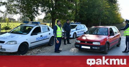 Криминално проявен мъж от исперихското село Райнино е задържан за