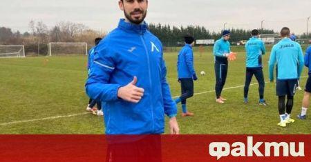 Защитникът Начо Монсалве повече няма да играе за Левски, съобщава