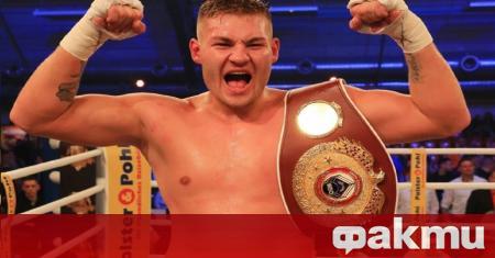 Германският професионален боксьор в тежка категория Том Шварц е разследван