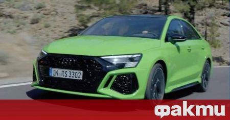 През изминалите дни от Audi решиха да ни разкажат повече