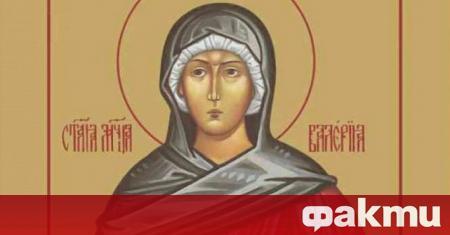 На 7 юни Българската православна църква почита паметта на Света