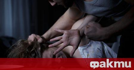 Жена се оплака на съпруга си, че е била изнасилена