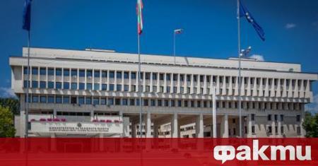 В Софийска градска прокуратура е постъпило писмо от Министерството на