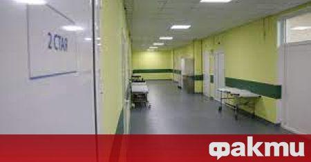 Болницата в Казанлък спира приема на пациенти с COVID-19, предаде