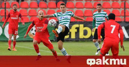 Черно море победи Царско село с 1:0 в мач от