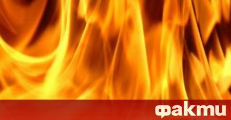 Мъж е изгорял жив в дома си във Вършец, съобщиха