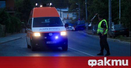 Един човек загина при тежък пътен инцидент край антоновското село