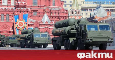 Турция продължава да разгръща руските зенитно-ракетни системи С-400, които закупи