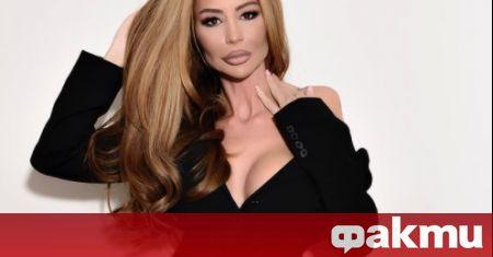 Плеймейтката Деси Димитрова сподели онлайн, че отново се е запалила