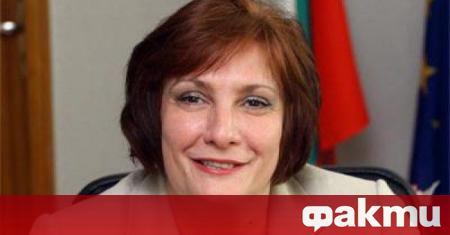 Българският евродепутат от групата на либералите Искра Михайлова е с