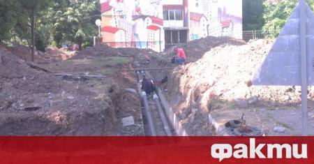 55 дни в центъра на София няма да има топла
