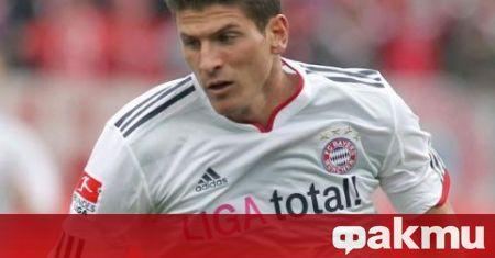 Легендата Марио Гомес може отново да се завърне в Бундеслигата.