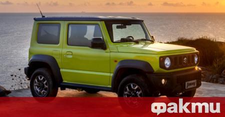 Британските дилъри на Suzuki са преустановили приема на поръчки за