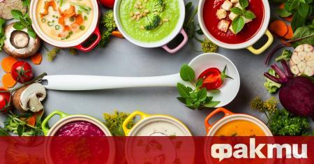 Въпреки мнението на доста диетолози, че важността на супата в