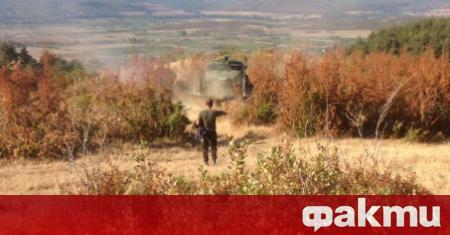 Полицията в Сливен е задържала 38-годишен мъж за причиняване на