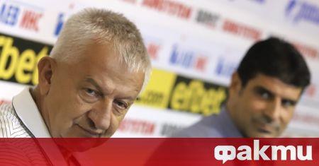 Собственикът на Локомотив Пловдив Христо Крушарски за първи път откакто
