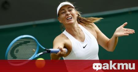 Руската тенис звезда Мария Шарапова отново сътвори огромен скандал и