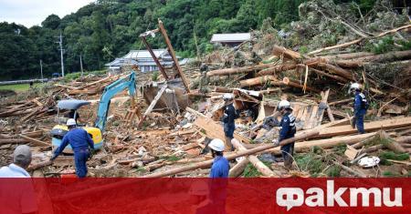 18 души загинаха, а още седем се водят в неизвестност