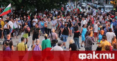 За 26-и пореден ден недоволни от статуквото българи протестират в