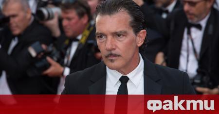 Навръх 60-годишния си юбилей рождения си ден актьорът Антонио Бандерас